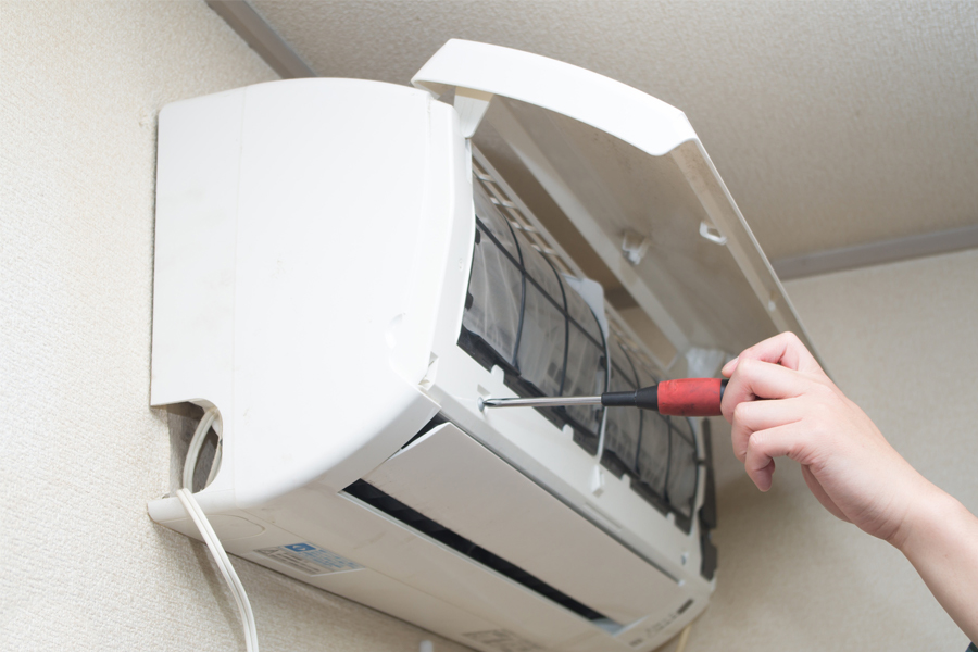 Manutenzione condizionatori e climatizzatori - libretto impianto unico 2019