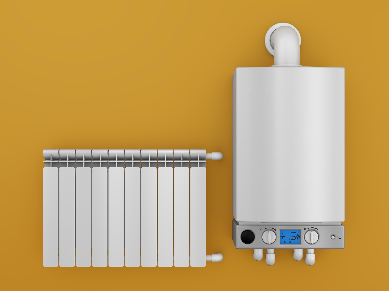 Impianto di riscaldamento smart