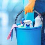 Sanificazione della casa