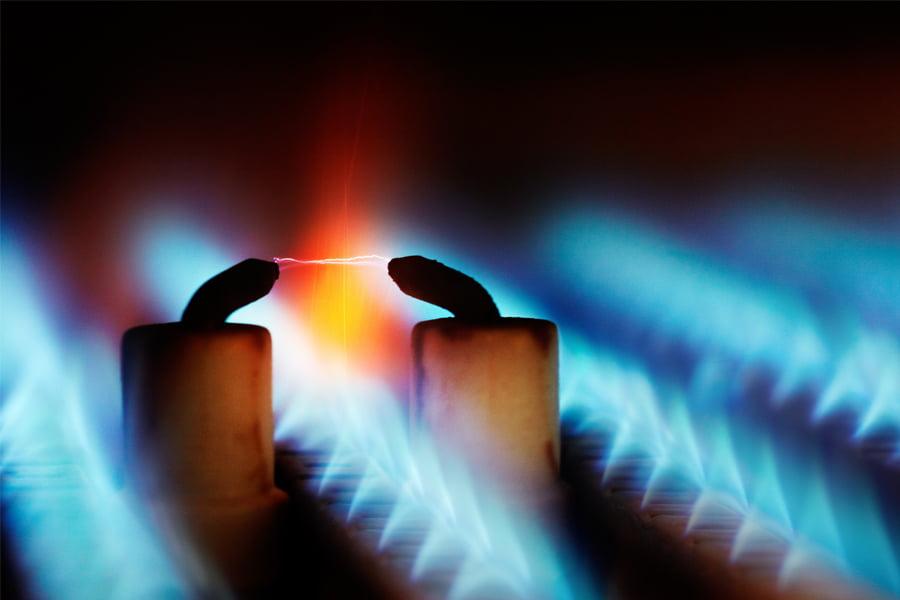 Fumi della caldaia e analisi della combustione