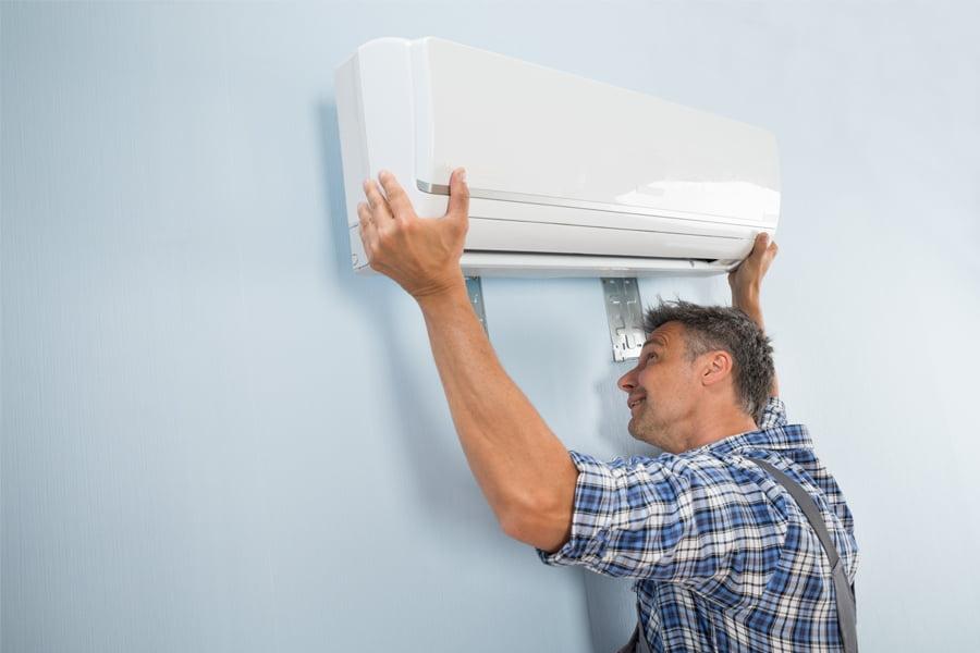 Installazione del climatizzatore