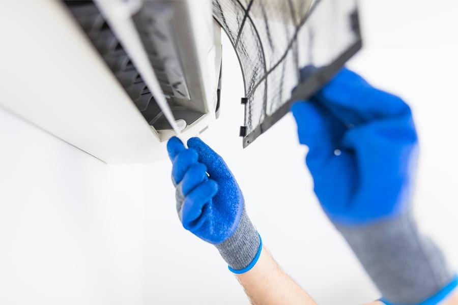 Climatizzatore nuovo o climatizzatore sanificato