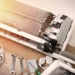 manutenzione dei climatizzatori