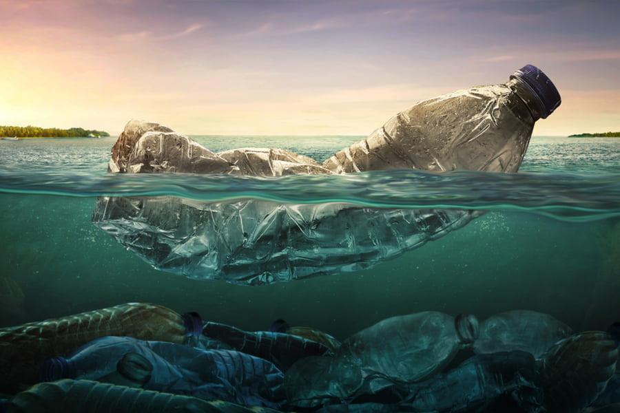 perchè dobbiamo eliminare le bottiglie di plastica